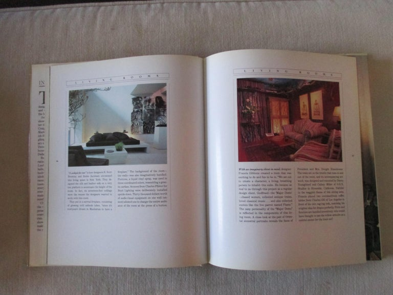 'Interior Visions Hardcover' book