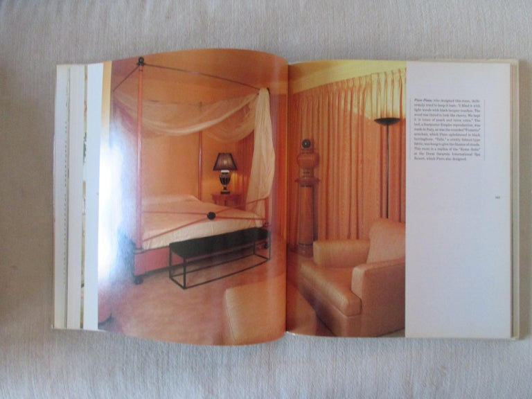 North American 'Interior Visions Hardcover' Book For Sale