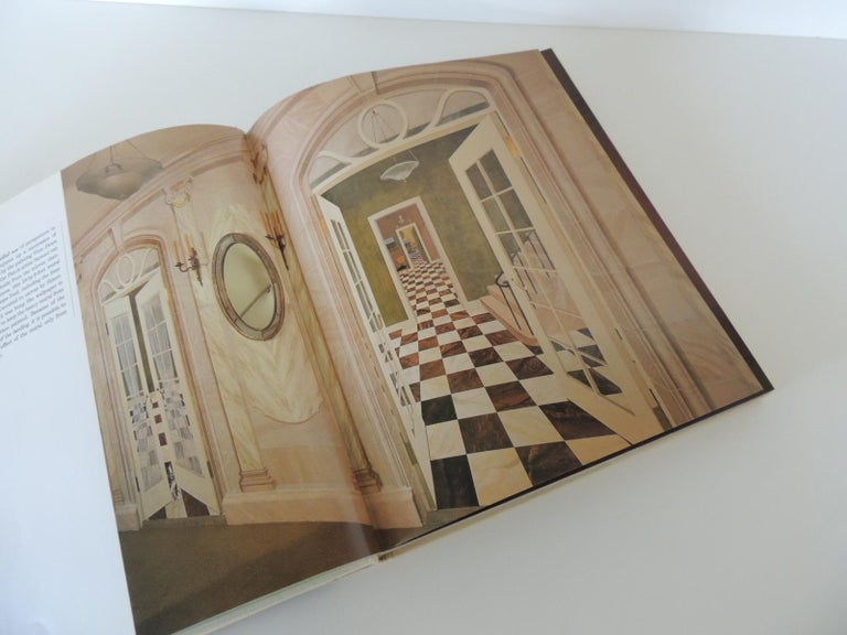 Regency Interior Visions Vintage Decorative Hard-Cover Coffee Table Book For Sale