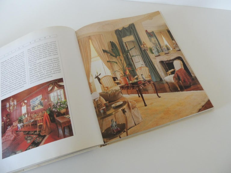 Machine-Made Interior Visions Vintage Decorative Hard-Cover Coffee Table Book For Sale
