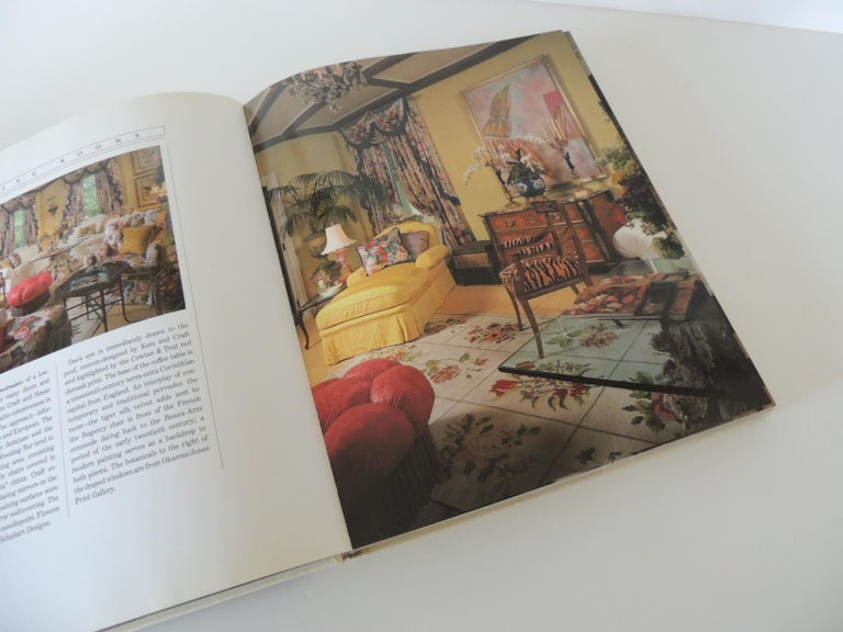 Japanese Interior Visions Vintage Decorative Hard-Cover Coffee Table Book For Sale