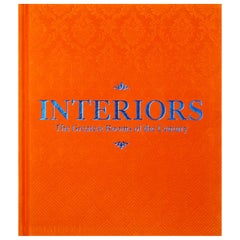 Interiors The Greatest Rooms of the Century 'Orange Edition'