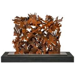 Interlace, 2003 Sculpture by Albert Paley