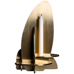 Interlocking panels Candleholder 1