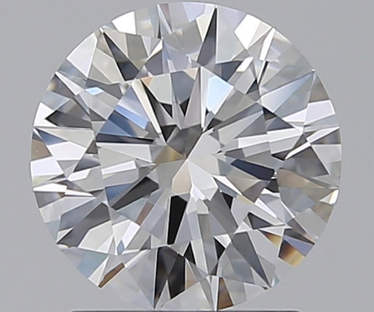 perfect diamond studs certified by GIA  Check the 3d video they are 100% eye clean and white faced excellent cut  none fuo