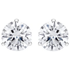 I Flawless/VVS2 D Color GIA Certified 3.24 Carat Round Brilliant Cut Diamond