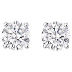 Internally Flawless F Color GIA Certified 2.17 Carat