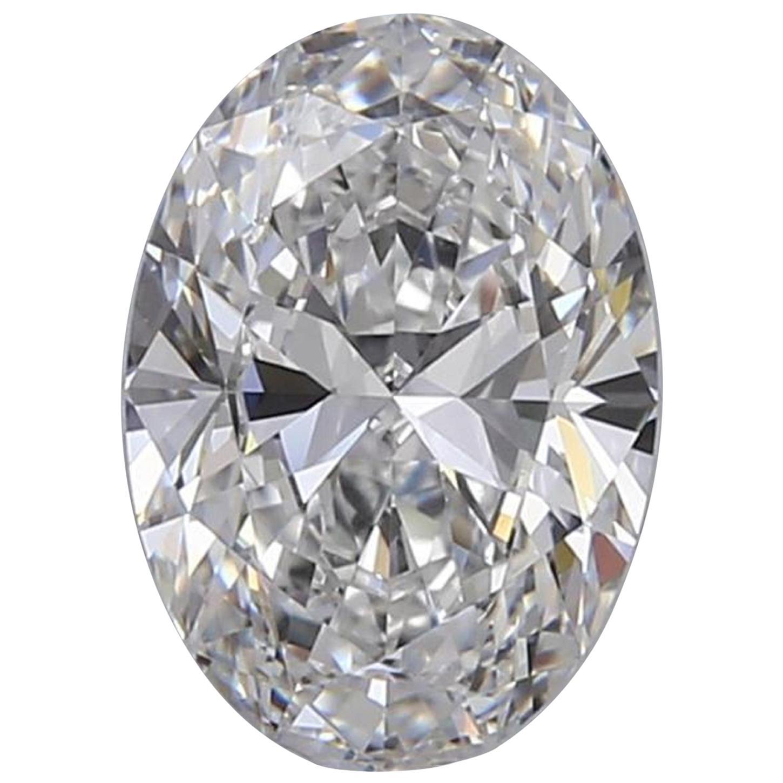 Internally Flawless GIA Certified Oval 20.33 Carat Oval Diamond