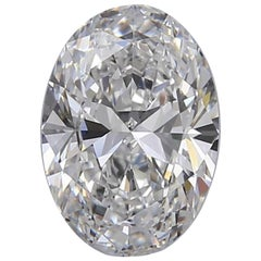 Internally Flawless GIA Certified Oval 20.33 Carat Oval Diamond