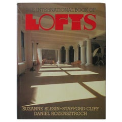 International Book of Lofts Hard Cover Book