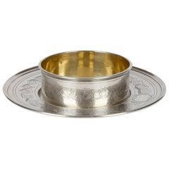 Art Nouveau Sterling Silver