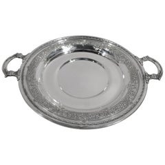 International Sterling Silver Bowl in Classical Renaissance Pattern