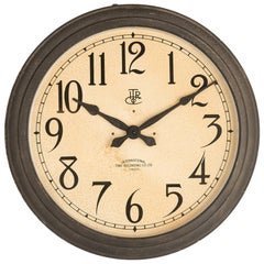 International Time Recording Co. Clock