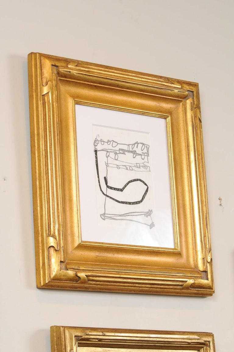 Contemporary Internationally Renowned Southern Artist Katie Walker, Journal Entry 2 For Sale