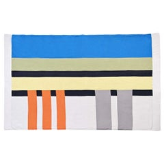 Intersecting Lines Blanket by Roberta Licini