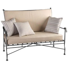 Intreccio Outdoor 2-Seat Sofa