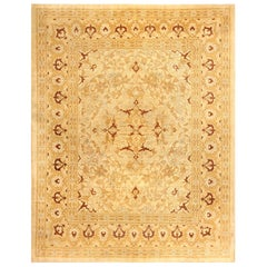 Intricate Antique Indian Amritsar Rug. Size: 9 ft 10 in x 12 ft 7 in