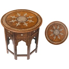 Anglo-Indian Side Tables