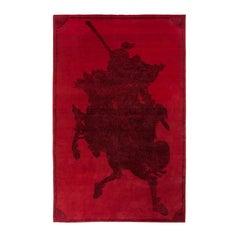 Intrigue Japonaise Carpet, Handknot, Wool, 100 Knots, 200x300cm, Paolo Cappello
