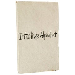 Intuitive Alphabet Signed Collector's Edition by Michele Oka Doner
