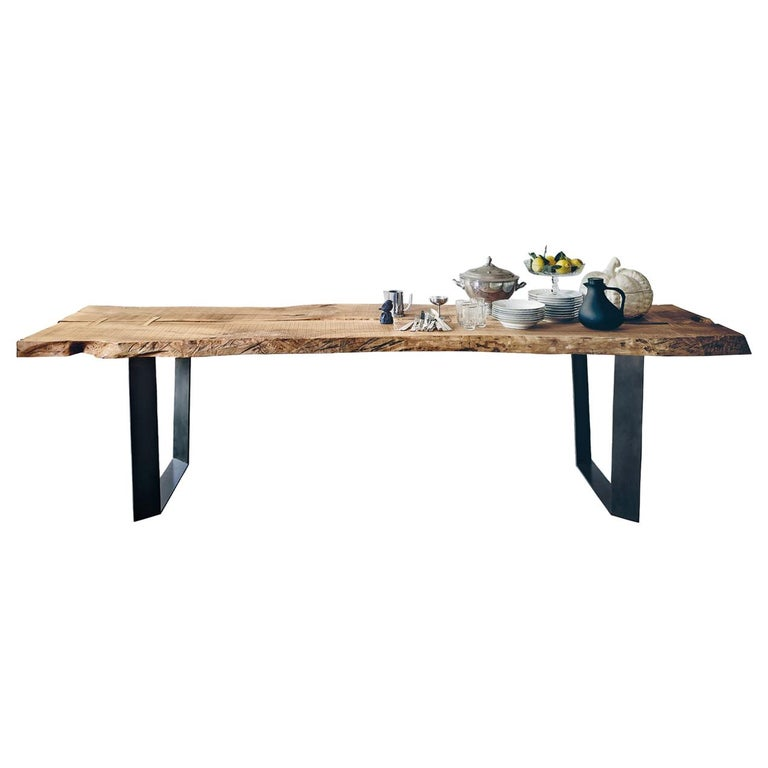 Inulivo Wood 2-Piece Dining Table For Sale