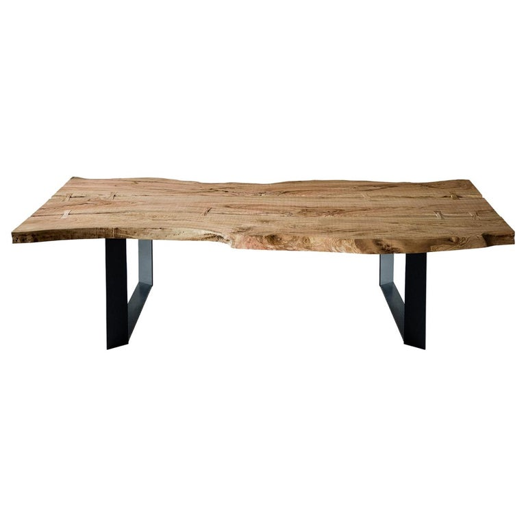 Inulivo Wood 3-Piece Dining Table For Sale