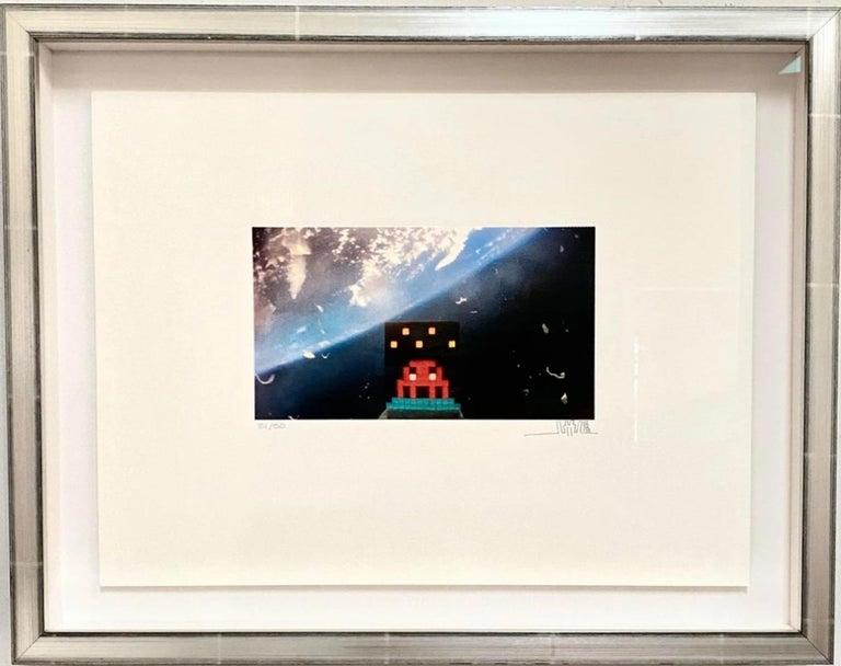 Invader Print - Art4Space (2D)