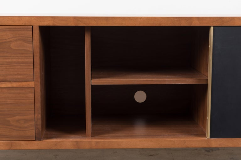 Mid-Century Modern Inverness Media Cabinet by Lawson-Fenning For Sale