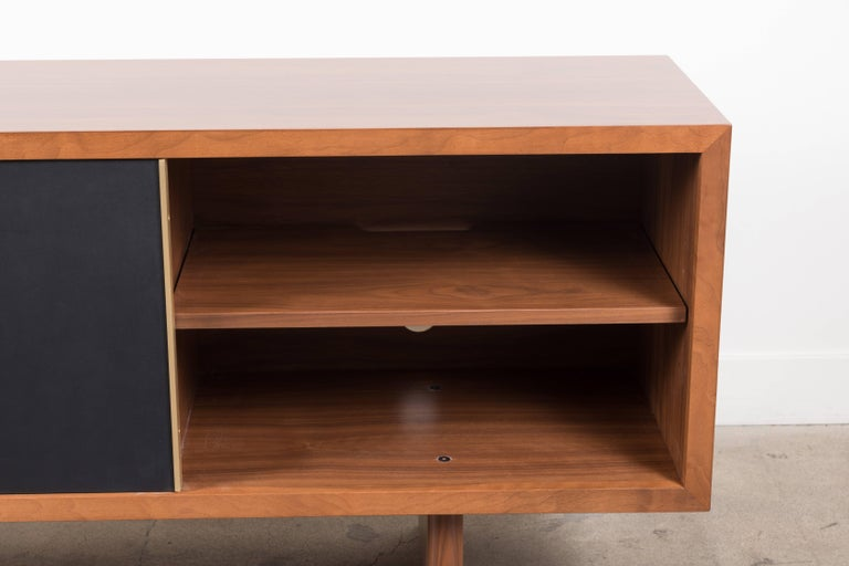 Contemporary Inverness Media Cabinet by Lawson-Fenning For Sale