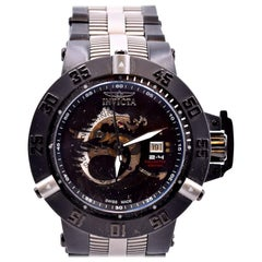 Invicta Subaqua Noma III Dragon Collectors Edition Watch Ref. 0806