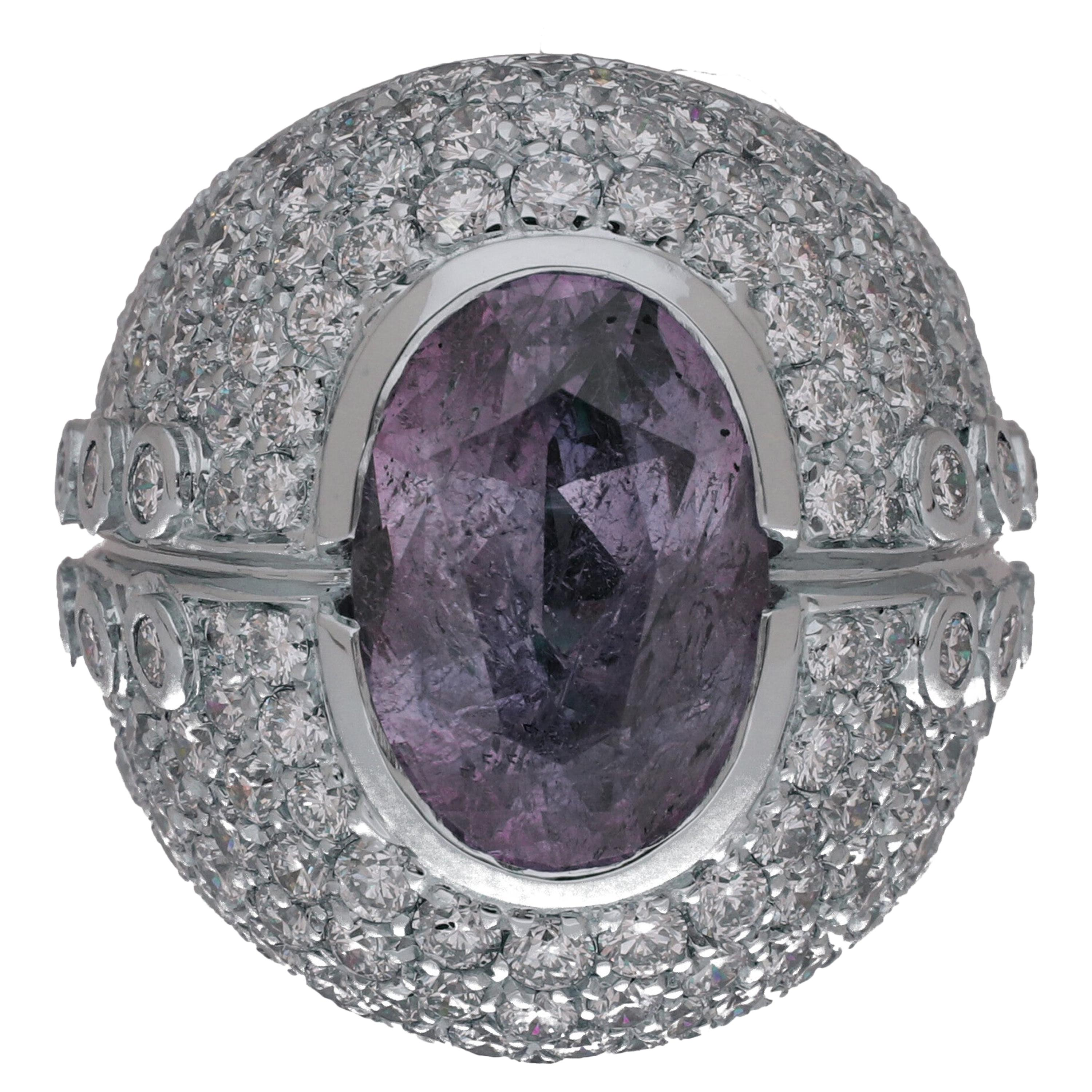 966fa3eb850f1 Antique Alexandrite Rings - 95 For Sale at 1stdibs