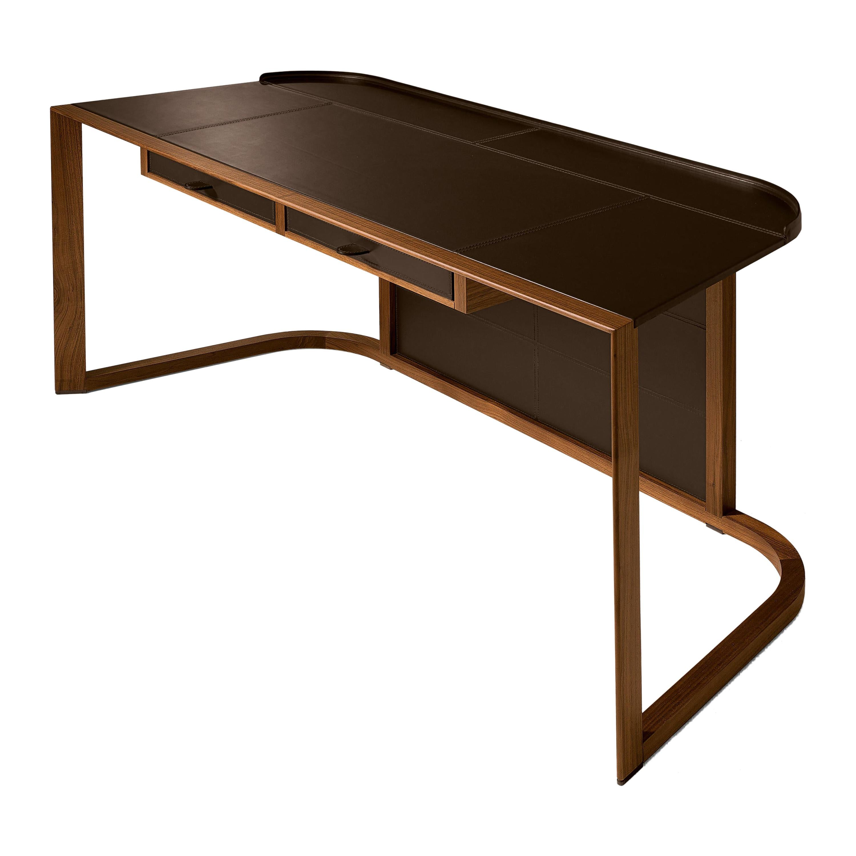 Ion Writing Desk Designed by Chi Wing Lo