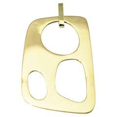 Ippolita 18 Karat Yellow Gold Pendant
