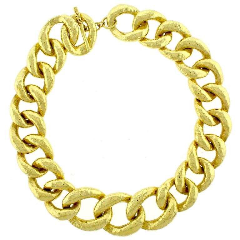 Ippolita Classico Bastille 18 Karat Necklace