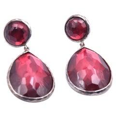 Ippolita Red Rock Crystal Earrings