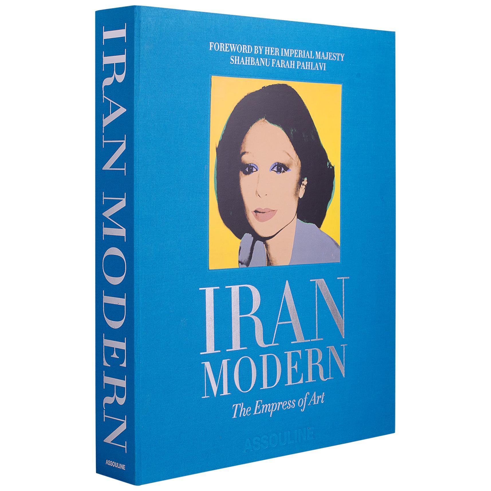 """""""Iran Modern, The Empress of Art"""" Book"""