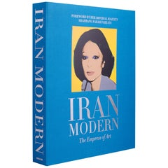 """Iran Modern, The Empress of Art"" Book"