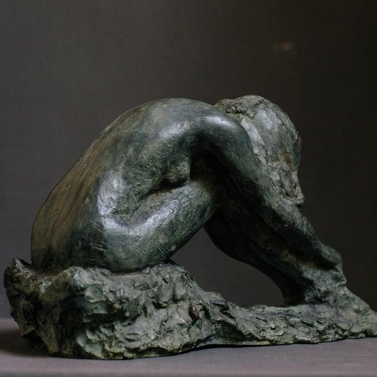 Irati Bronze Sculpture For Sale 2