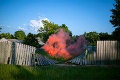 Fence Smoke
