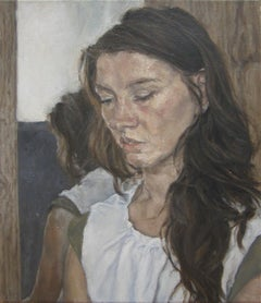 Emi, Painting, Oil on Canvas
