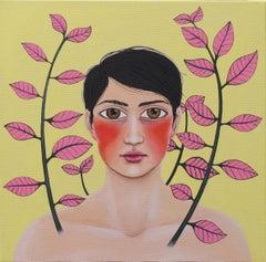 Shine #1, Painting, Acrylic on Canvas