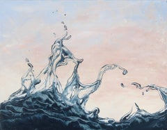 Dancing Water 11 original seascape painting