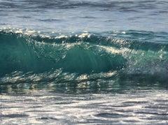 Laguna original realism ocean painting Contemporary Art 21st Century