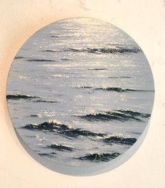 Sea Diamonds 16 original seascape painting