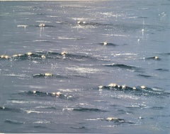 Sea Diamonds 26 original seascape painting