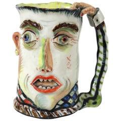 Irina Zaytceva Folk Art Figural Porcelain Cup