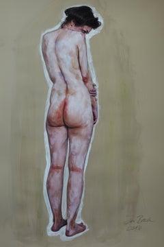 DER GEDANKE; Homage to Egon Schiele
