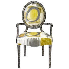 Iris Chair by Giannella Ventura