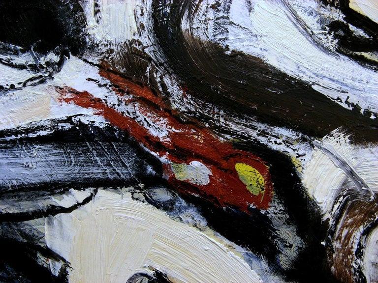 Drift - Painting by Iris Osterman
