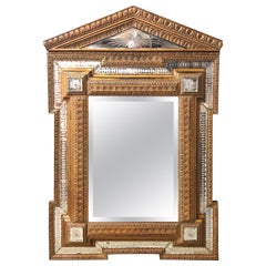 Irish George II Mirror